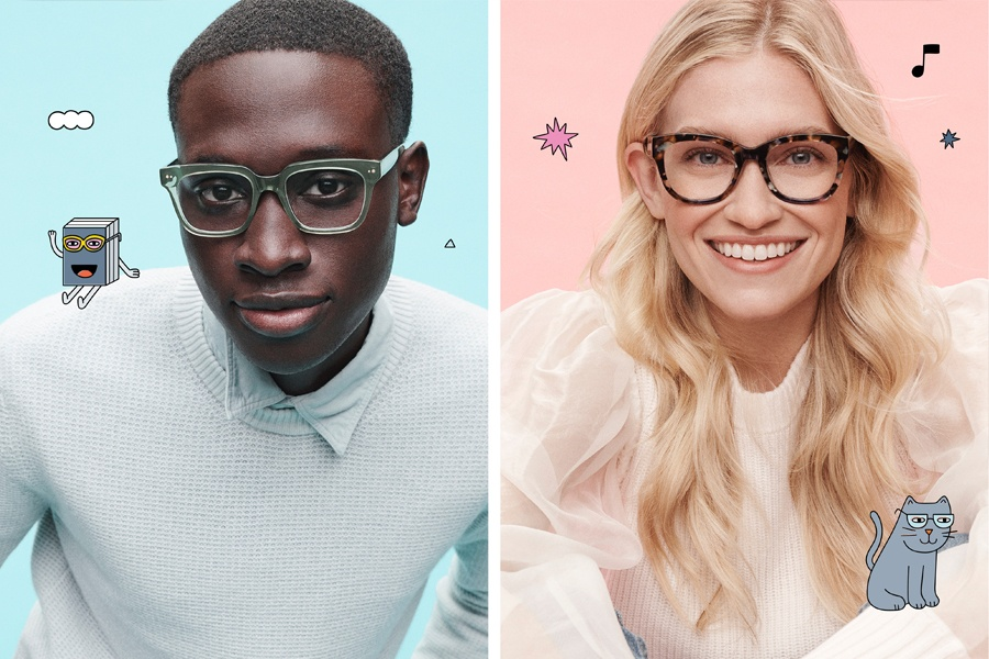 Holiday Finds at Warby Parker