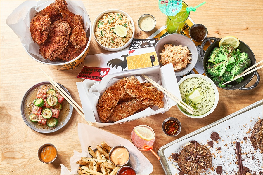 Tokyo Hot Chicken: Now Open