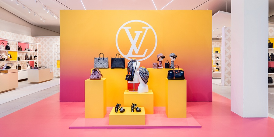 Louis Vuitton – Now Open