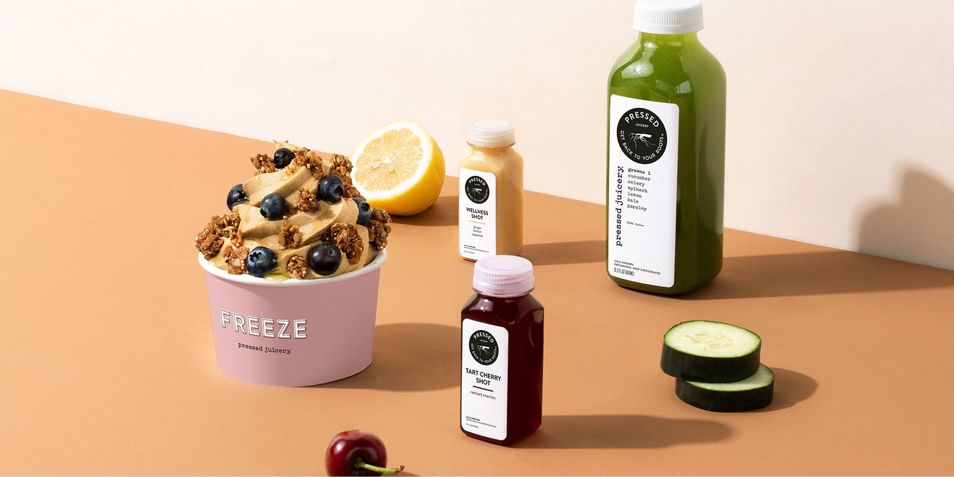 End-of-Month Offer at Pressed Juicery