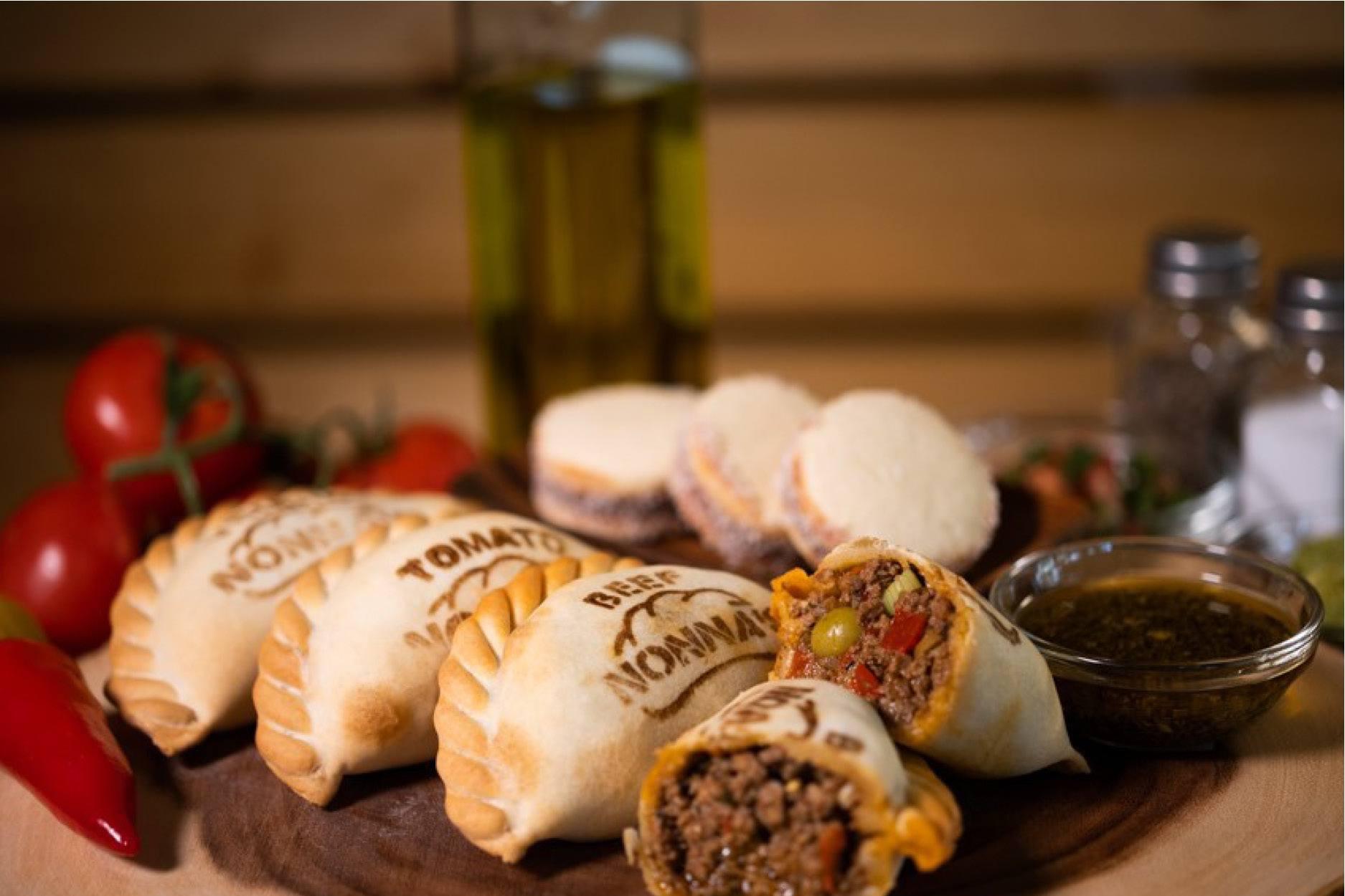 Nonna's Empanadas – Now Open