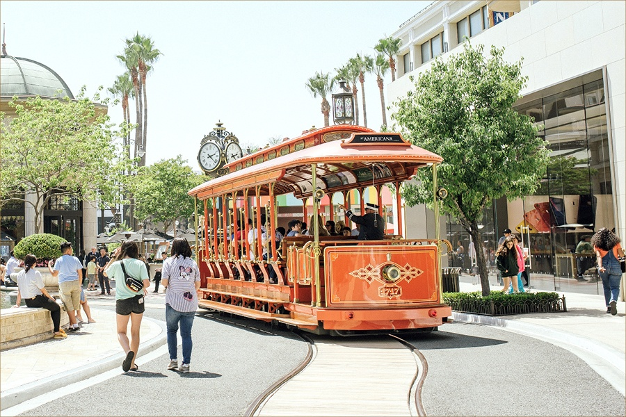 Experience The Trolley