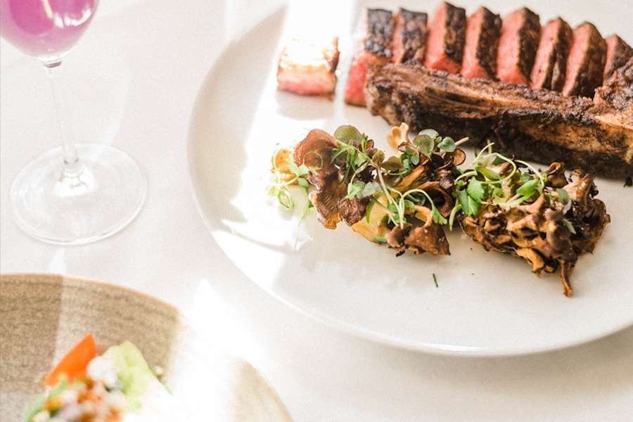 Mother's Day at Bourbon Steak Los Angeles