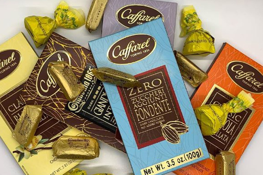 Spring Chocolates at Deluca's Italian Deli