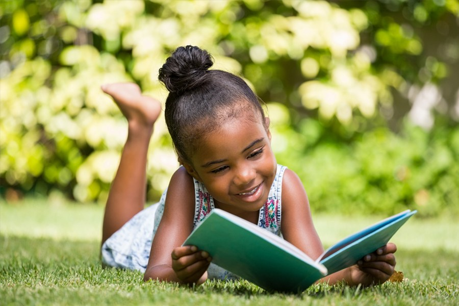 Storytime on The Green with Barnes & Noble