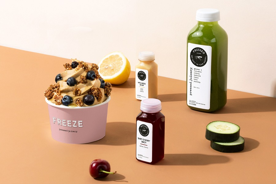 Mother's Day Offer at Pressed Juicery