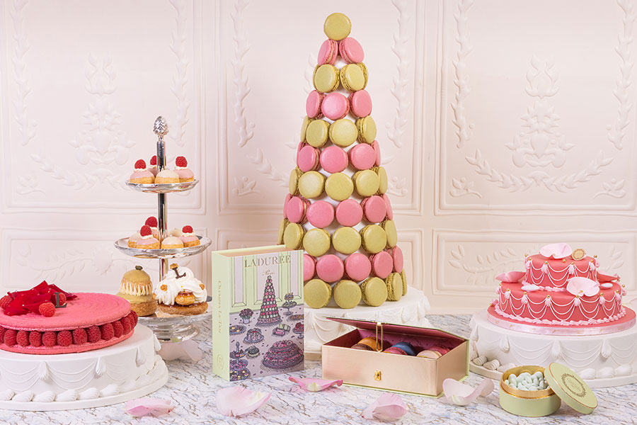 Fall Collection at Ladurée