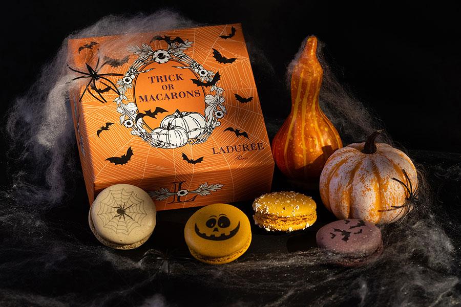 Halloween Is Here at Ladurée