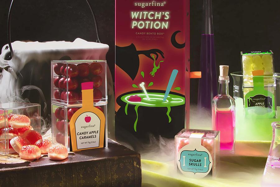 Halloween at Sugarfina